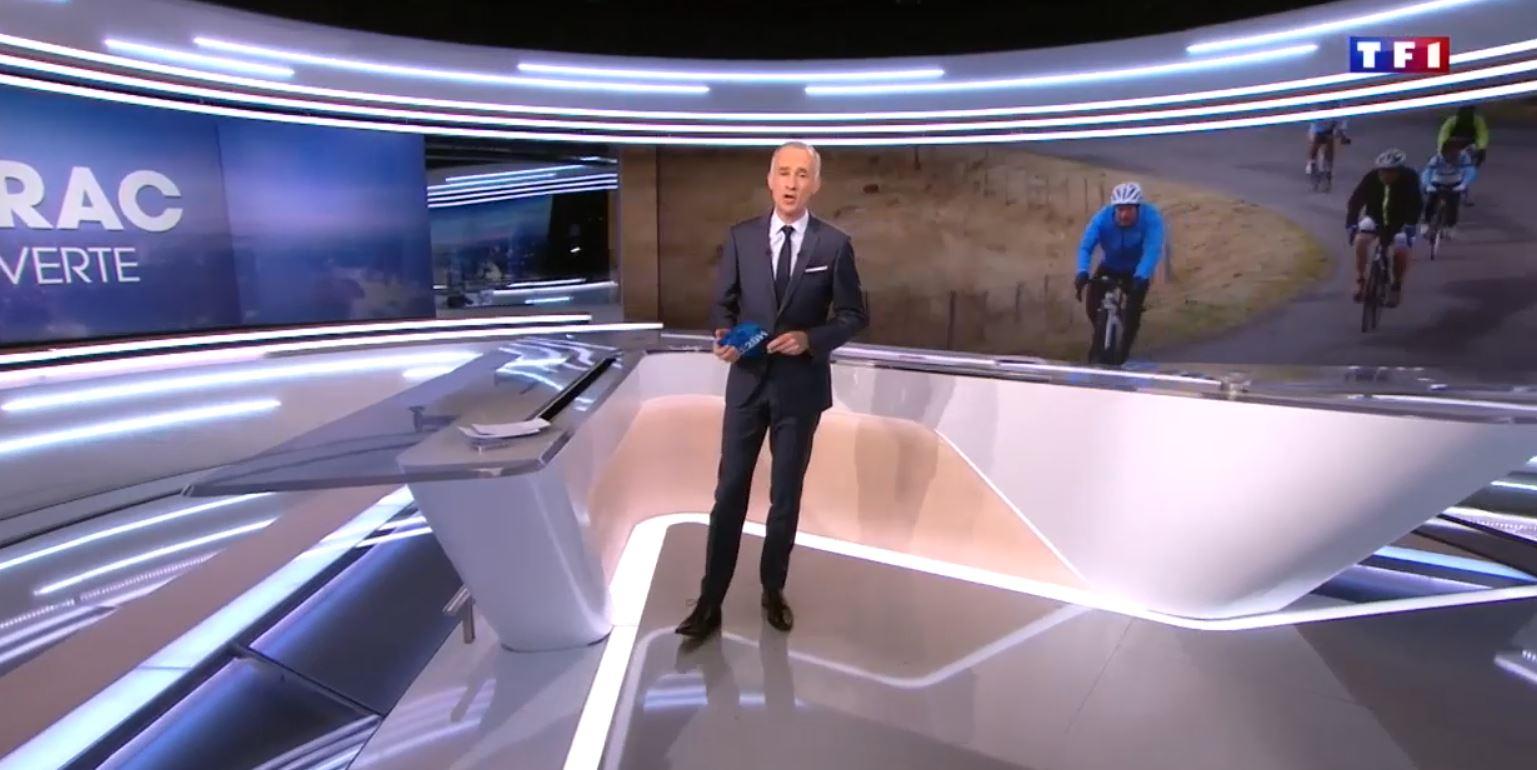 Reportage TF1. Souvenir!