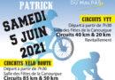 La rando à Patrick 2021